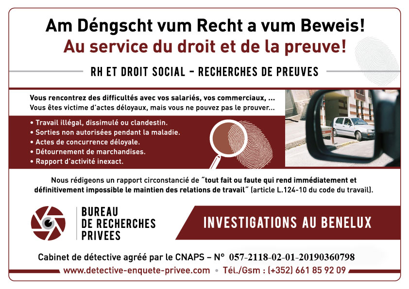 detective enquete prive luxembourg